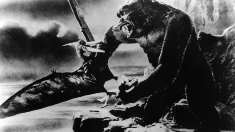 Still from the 1933 KING KONG