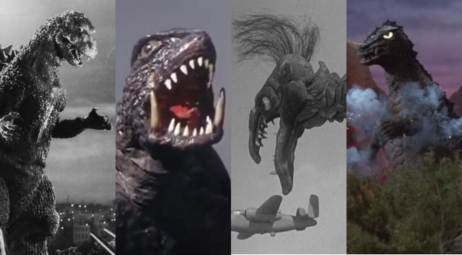 Daikaijû Eiga:  Big Monsters, Small Cities
